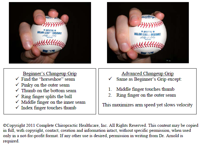 Changeup Grip