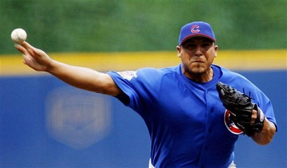 Zambrano 20Fastball